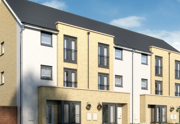 Homes snapped up at Gilden Park