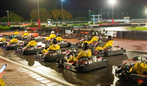 Harlow businesses invited to take part in St Clare Hospice Go-Karting night