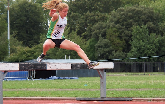 Athletics: Harlow AC compete in last track meet of the season