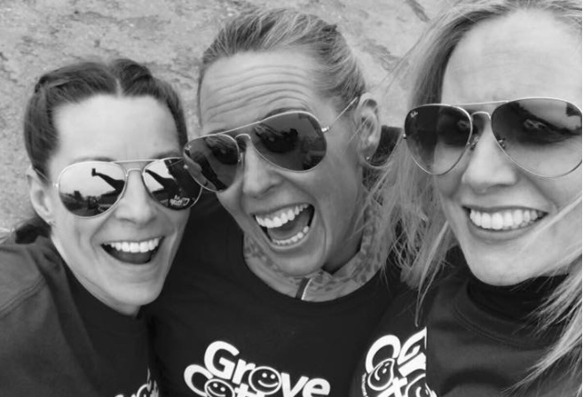 Harlow fitness instructor's sky-dive raises close to £2,000 for charity