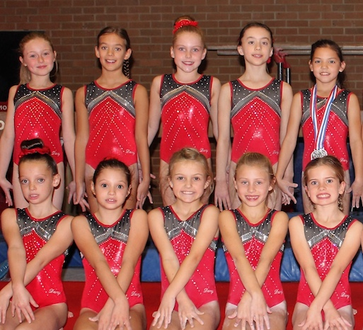 Medals galore for Harlow Gymnastics Club