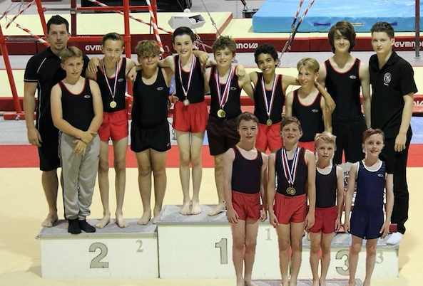 """9b74d6e56 """"From a coaches view, it's brilliant that our boys are able to compete  against gymnasts from the biggest Men's Artistic Gymnastics clubs in ..."""