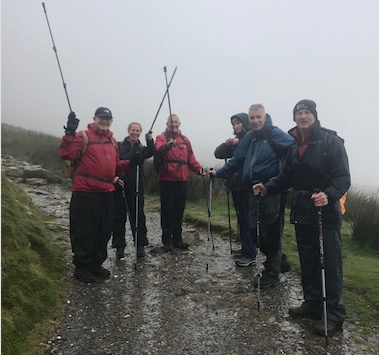 HTS continue to take on Three Peaks Challenge