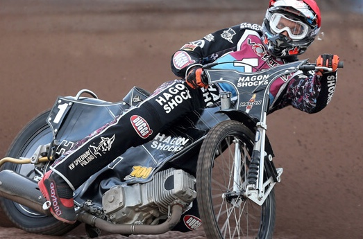 Speedway: Mixed night at Rye House for Hammers
