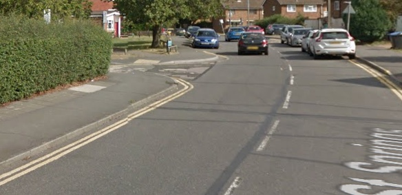 Woman attacked with metal pole near Hare Street