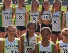Athletics: Hard working Harlow athletes pick up the points at Peterborough