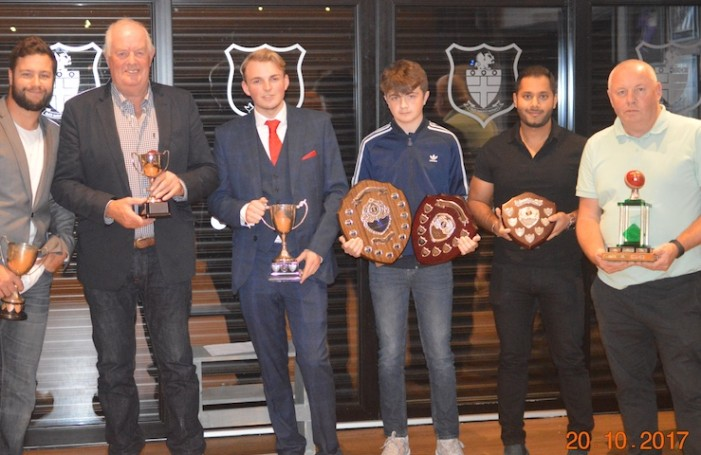 Cricket: Harlow CC annual awards 2017