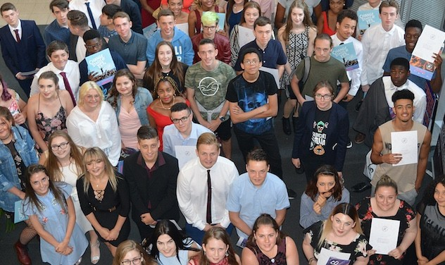 Harlow College NCS students raise vital funding for local hospice
