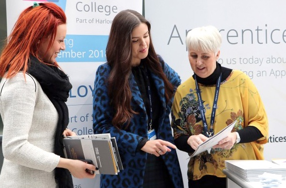 National Apprenticeships Week: Busy week for Harlow College