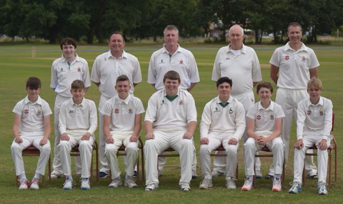 Cricket: High praise for Harlow Cricket Club 5th X1