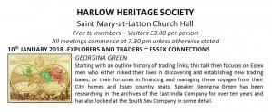 Harlow Heritage