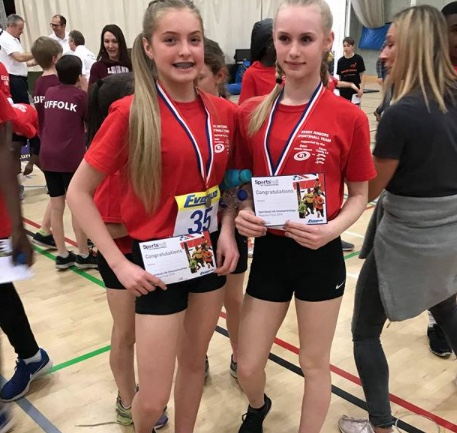 Athletics: Harlow's young athletes finish indoor season in style