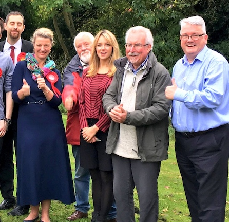 Harlow Labour declare their team set to fight local elections in May