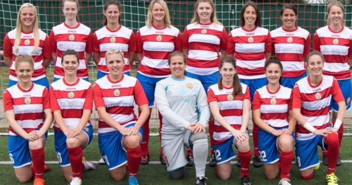 Football: Harlow Ladies win the league in style