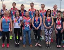 Athletics: Harlow Running Club's lucky thirteen conquer London Marathon