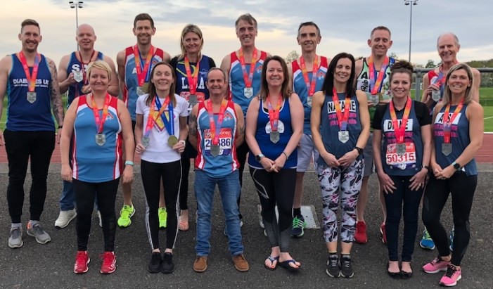 Athletics: Harlow Running Club's lucky thirteen conquer London Marathon