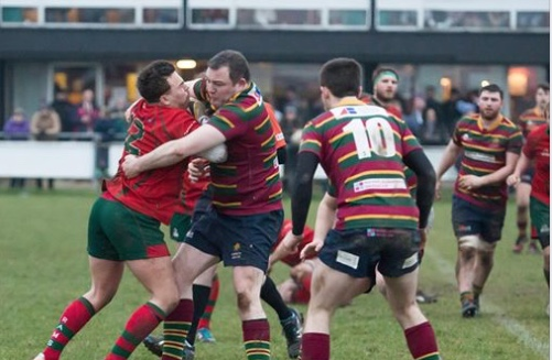 Rugby: Cambridge drive Harlow to defeat