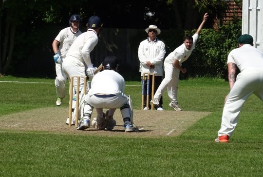 Cricket: Tail wags for Harlow against Hadleigh