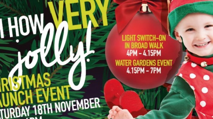 Harvey Centre excited ahead of big Christmas launch