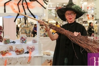 Spooky time coming up at the Harvey Centre