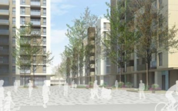 Huge plans to regenerate Harlow Town Centre are approved