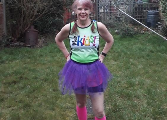 London Marathon 2018: Good luck to Hazel