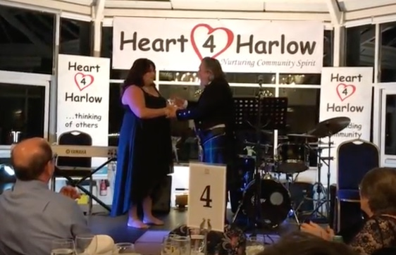 Community and business celebrated at Heart4Harlow and Harlow Business Awards