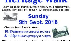 Come and take part in an Old Harlow Heritage Walk