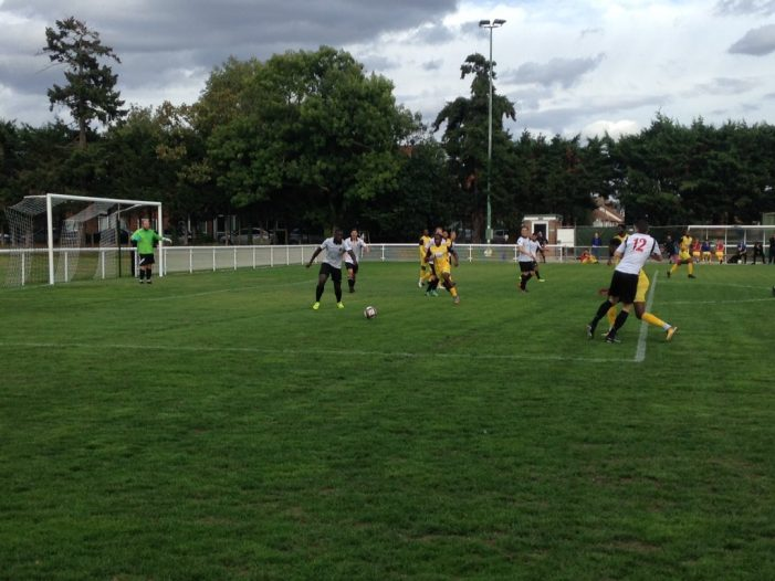 Essex Senior League – Saturday 8th September Round-Up