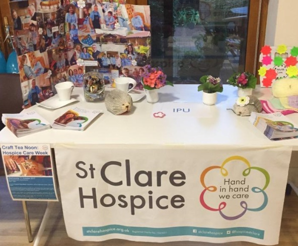St Clare Hospice celebrate Hospice Week