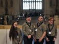 Harlow Scouts visit House of Commons