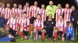 Football: Harlow's Paringdon defeated in Essex Veterans Cup