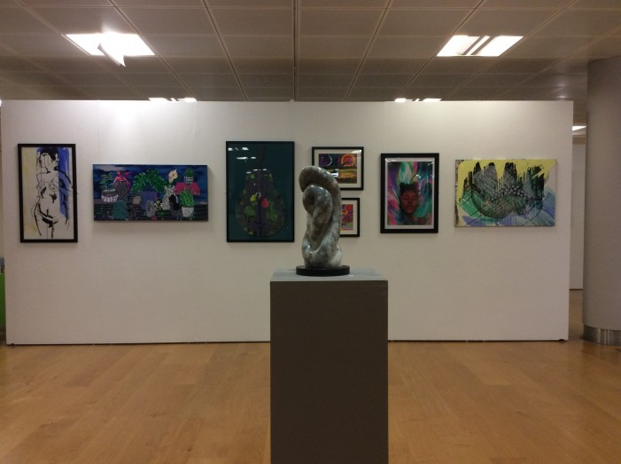 Dazzling variety of art as Harlow Open 2018 now open to public