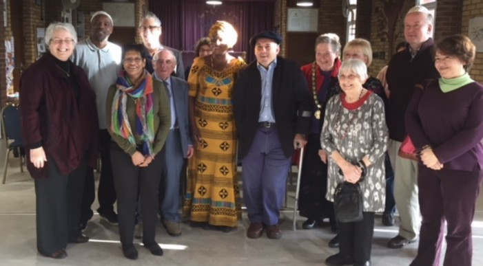 Harlow Synagogue host Inter-Faith event