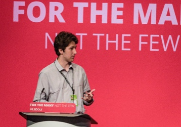 Blogspot: Young Harlow Labour inspired by party conference