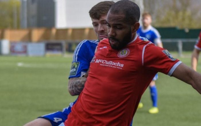 Shock for Harlow Town fans as favourite Jared Small leaves