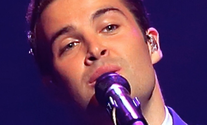 Sunday night is Joe McElderry night