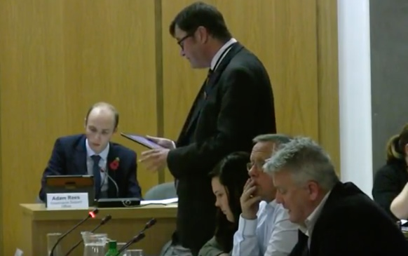 Will former Harlow Council leader stand at next General Election?