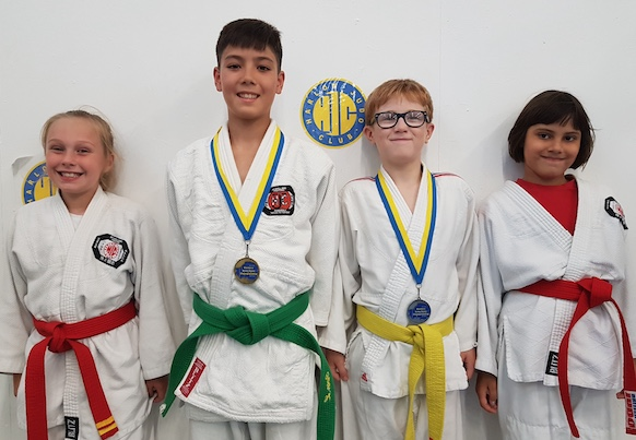Judo: Harlow show promise at Eastern Open