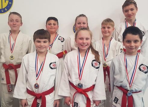 Judo: Young Harlow squad make the grade