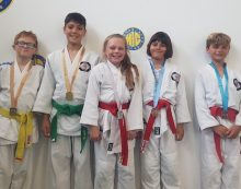 Judo: High points in High Wycombe for Harlow Judo Club