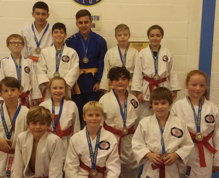 Harlow Judo Club: Success at the Leisurezone