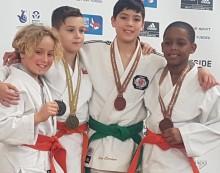 Judo: Owen grabs bronze at British Champs
