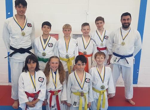 Judo: Mixed Harlow Judo team make the grade