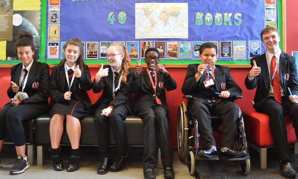 Doubting blogger won over after visit to Burnt Mill Academy