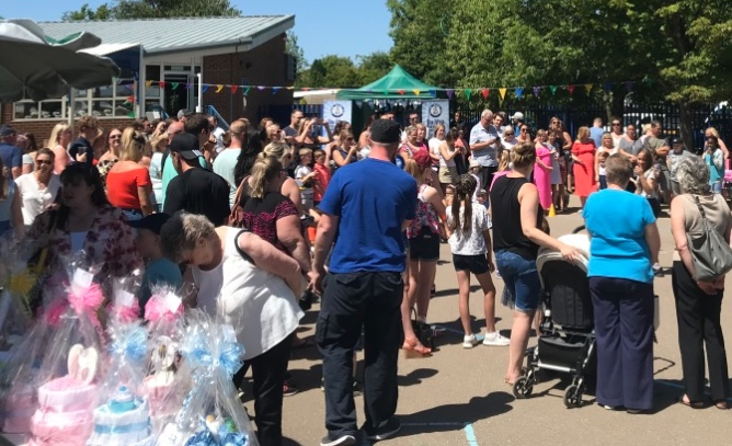 Wonderful Summer Fete at Katherines Primary Academy