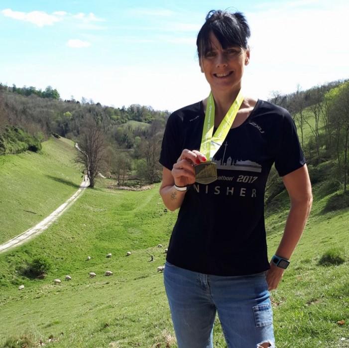 Runner Kelly aims to raise money for kids in 2018 marathon bid