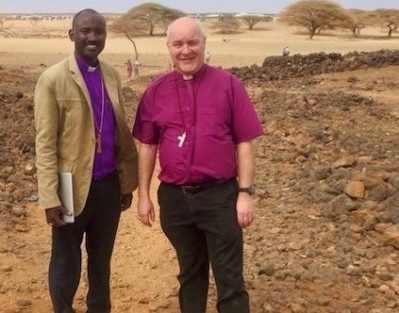 Big-hearted response to Bishop's appeal for Kenya