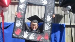 Kiddi Caru students graduate