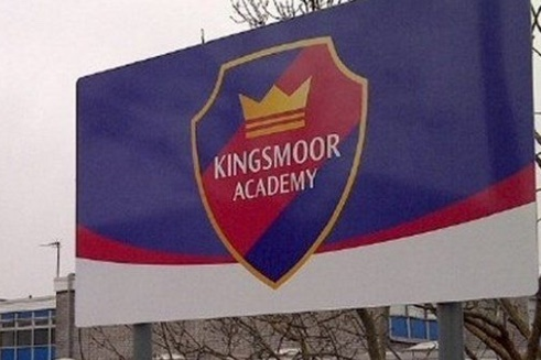 Lottery money helps to buy play equipment for Kingsmoor Academy